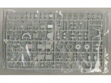 Meng Model - Israel Main Battle Tank Merkava Mk.4/4LIC w/Nochri-Kal Mine Roller System, 1/35, TS-049 9