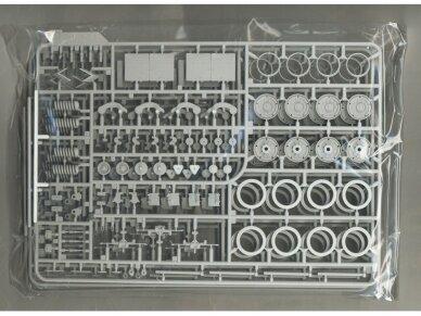 Meng Model - Israel Main Battle Tank Merkava Mk.4/4LIC w/Nochri-Kal Mine Roller System, 1/35, TS-049 11