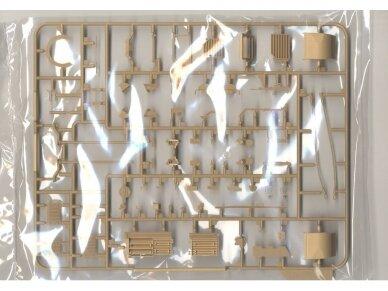 Meng Model - M1A2 Abrams TUSK I/TUSK II SEP, Mastelis: 1/35, TS-026 7