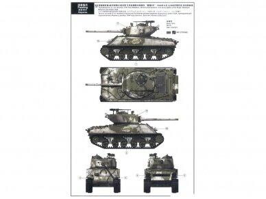 Meng Model - M4A3 (76) W Sherman, Mastelis: 1/35, TS-043 7
