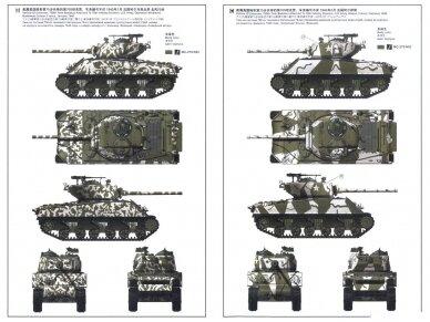 Meng Model - M4A3 (76) W Sherman, Mastelis: 1/35, TS-043 8