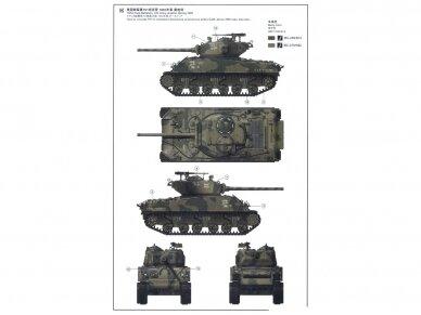 Meng Model - M4A3 (76) W Sherman, Mastelis: 1/35, TS-043 9