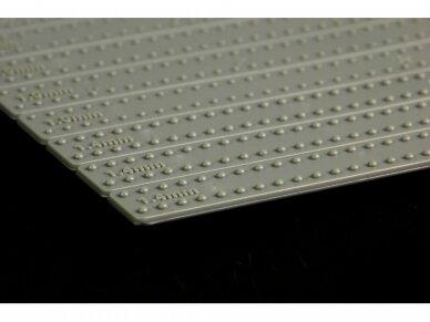 Meng Model - Nuts and Bolts SET D 156 pcs. each size -1.3 / 1.5 / 1.7 mm, 1/35, SPS-009 3
