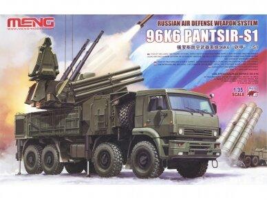 Meng Model - Russian Air Defense Weapon, Mastelis: 1/35, SS-016