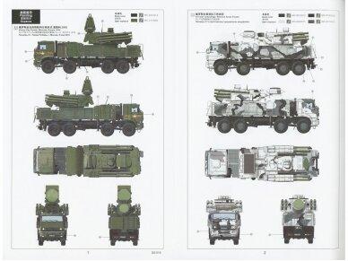 Meng Model - Russian Air Defense Weapon, Mastelis: 1/35, SS-016 13