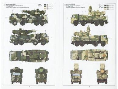 Meng Model - Russian Air Defense Weapon, Mastelis: 1/35, SS-016 15