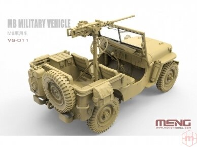 Meng Model - MB Military Vehicle, 1/35, VS-011 3