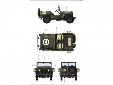 Meng Model - MB Military Vehicle, 1/35, VS-011 10