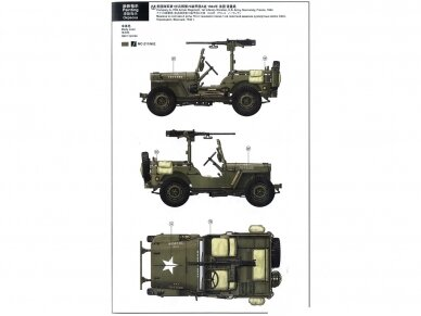 Meng Model - MB Military Vehicle, 1/35, VS-011 7