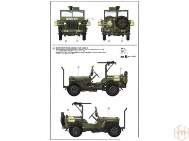 Meng Model - MB Military Vehicle, 1/35, VS-011 8