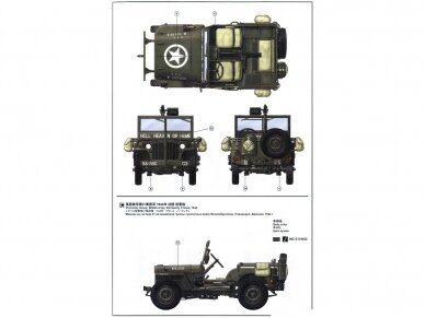 Meng Model - MB Military Vehicle, 1/35, VS-011 9