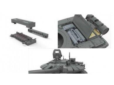Meng Model - Russian Main Battle Tank T-72B3, Mastelis: 1/35, TS-028 2