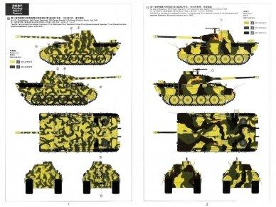 Meng Model - Sd.Kfz.171 Panther Ausf.D, Mastelis: 1/35, TS-038 13