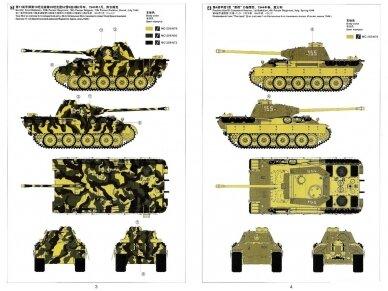 Meng Model - Sd.Kfz.171 Panther Ausf.D, Mastelis: 1/35, TS-038 14