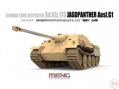 Meng Model - Sd.Kfz.173 Jagdpanther Ausf.G1, Scale: 1/35, TS-039 2
