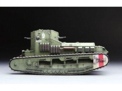 Meng Model - British Medium Tank Mk.A Whippet, Scale: 1/35, TS-021 3