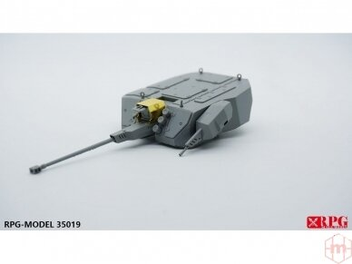 RPG Model - KAMAZ K-4386 TYPHOON-VDV FAMILY, 1/35, 35019 4