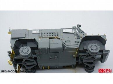 RPG Model - KAMAZ K-4386 TYPHOON-VDV FAMILY, 1/35, 35019 9