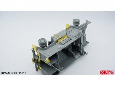 RPG Model - KAMAZ K-4386 TYPHOON-VDV FAMILY, 1/35, 35019 10