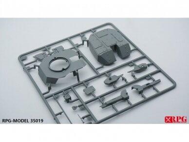 RPG Model - KAMAZ K-4386 TYPHOON-VDV FAMILY, 1/35, 35019 12