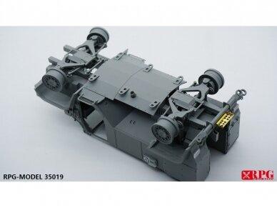 RPG Model - KAMAZ K-4386 TYPHOON-VDV FAMILY, 1/35, 35019 11