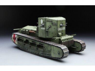 Meng Model - British Medium Tank Mk.A Whippet, Scale: 1/35, TS-021 2