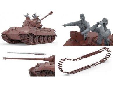 """Meng Model - Tank Sd.Kfz.182 """"King Tiger"""", Mastelis: 1/35, TS-031 2"""