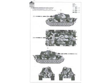 """Meng Model - Tank Sd.Kfz.182 """"King Tiger"""", Mastelis: 1/35, TS-031 11"""