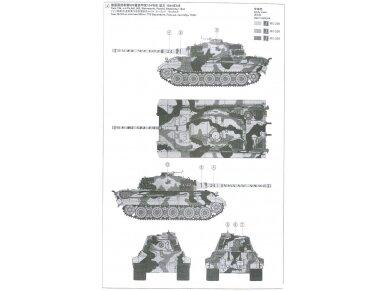 """Meng Model - Tank Sd.Kfz.182 """"King Tiger"""", Mastelis: 1/35, TS-031 12"""