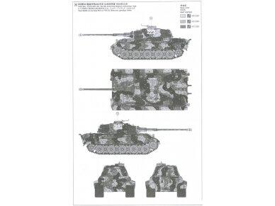 """Meng Model - Tank Sd.Kfz.182 """"King Tiger"""", Mastelis: 1/35, TS-031 13"""