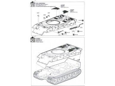 """Meng Model - Tank Sd.Kfz.182 """"King Tiger"""", Mastelis: 1/35, TS-031 24"""