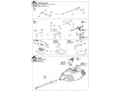 """Meng Model - Tank Sd.Kfz.182 """"King Tiger"""", Mastelis: 1/35, TS-031 29"""