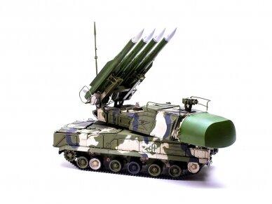 Meng Model - Russian 9K37M1 BUK Air defense missile system SAM, 1/35, SS-014 7