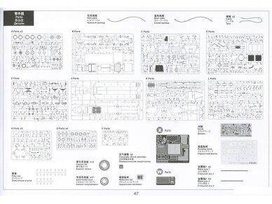 Meng Model - U.S. M911 C-HET (8x6), Mastelis: 1/35, SS-013 14