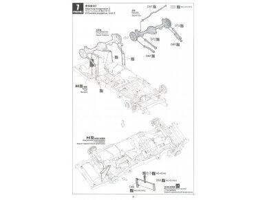 Meng Model - Jeep Wrangler Rubicon 2-Door, Mastelis: 1/24, CS-003 13