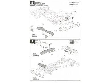 Meng Model - Jeep Wrangler Rubicon 2-Door, Mastelis: 1/24, CS-003 14