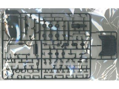 Meng Model - Jeep Wrangler Rubicon 2-Door, Mastelis: 1/24, CS-003 3
