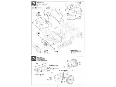 Meng Model - Jeep Wrangler Rubicon 2-Door, Mastelis: 1/24, CS-003 21