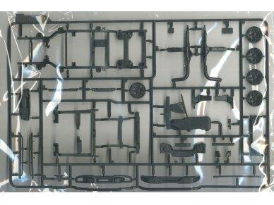 Meng Model - Jeep Wrangler Rubicon 2-Door, Mastelis: 1/24, CS-003 4