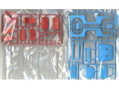 Meng Model - Jeep Wrangler Rubicon 2-Door, Mastelis: 1/24, CS-003 5