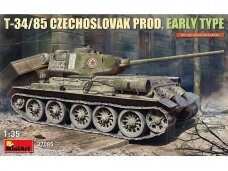 Miniart - T-34/85 Czechoslovak Prod. Early Type, 1/35, 37085