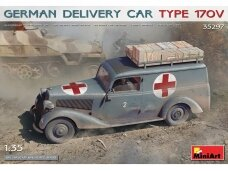 Miniart - German Delivery Car Type 170V, 1/35, 35297