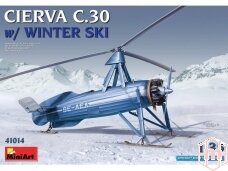 Miniart - Cierva C.30 with Winter Ski , Mastelis: 1/35, 41014
