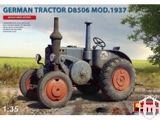 Miniart - German Tractor D8506 Mod.1937, Scale: 1/35, 38029