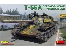 Miniart - T-55A Czechoslovak Production, 1/35, 37084