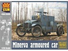 CSM - Minerva Armoured Car, 1/35, 35004