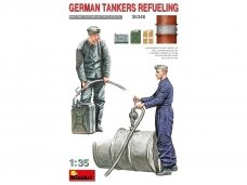 Miniart - German Tankers Refueling, 1/35, 35348