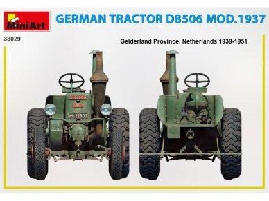 Miniart - German Tractor D8506 Mod.1937, 1/35, 38029 5