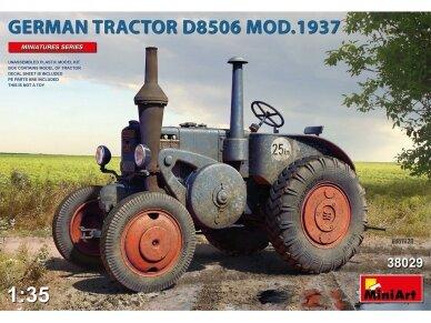 Miniart - German Tractor D8506 Mod.1937, 1/35, 38029