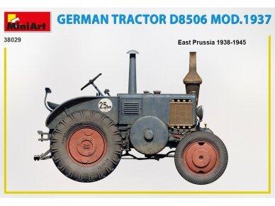 Miniart - German Tractor D8506 Mod.1937, 1/35, 38029 2